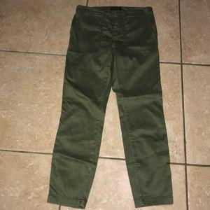 J Crew Skinny Pants Size 29